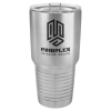 Stainless Steel Ringneck Double Wall Insulated Tumbler -Stainless Steel  Promotional Mugs