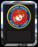 US Marine Seal Military Hero Plaque Acrylic Plaques