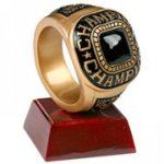 Champion Ring Resin Awards Championship Resin Trophy Awards