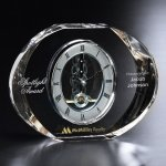 Baldwin Clock Clock Crystal Awards