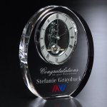 Bradford Clock Clock Crystal Awards