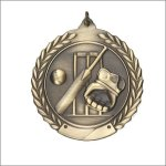 Die Cast Medal - Cricket Die Cast Medal Awards