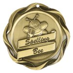Fusion Medal  - Spelling Bee Fusion Medal Awards