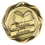 Fusion Medal  - Reader Leader Fusion Medal Awards
