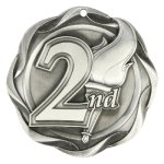 Fusion Medal - 2nd Place Fusion Medal Awards