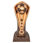 Cobra Award -Soccer Gold Resin Trophy Awards