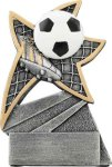 Jazz Star Resin -Soccer Jazz Star Resin Trophy Awards