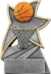 Jazz Star Resin -Basketball Jazz Star Resin Trophy Awards