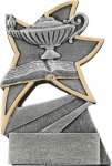 Jazz Star Resin -Lamp Jazz Star Resin Trophy Awards
