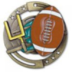 M3XL Series Medals -Football  M3XL Series Medal Awards