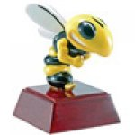 Hornet / Spelling Bee Resin Award Mascot Resin Trophy Awards