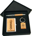 Maple Finish Gift Set Misc. Gift Awards