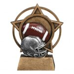Orbit Resin Awards -Football Orbit Resin Trophy Awards