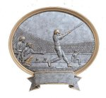 Legend Oval Award -Baseball  Oval Resin Trophy Awards