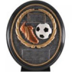 Premium Resin Ovals -Soccer Premium Resin Oval Trophy Awards