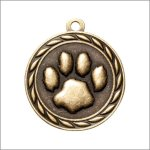 Scholastic Medal - Paw Print Scholastic Medal Awards