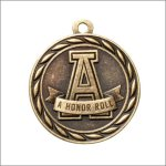 Scholastic Medal - A Honor Roll Scholastic Medal Awards