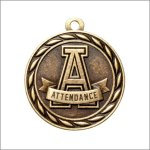 Scholastic Medal - Attendance Scholastic Medal Awards