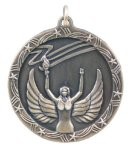 Victory Medal -Shooting Star  Shooting Stars Medallion Awards