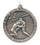 Shooting Star Medal -Wrestling  Shooting Stars Medallion Awards
