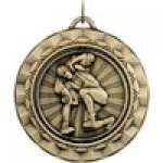 Spinner Medals -Wrestling Spinner Medal Awards