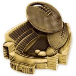 Stadium Medal -Football  Stadium Series Medal Awards