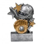 Star Blast Award -Softball Star Blast Resin Trophy Awards