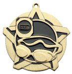 Super Star Medal -Swim  Super Star Medal Awards