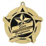 Super Star Medal -Star Performer Super Star Medal Awards
