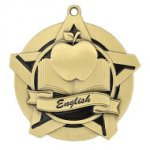 Super Star Medal -English Super Star Medal Awards