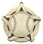 Super Star Medal -Baseball Super Star Medal Awards