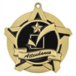 Super Star Medal -Attendance  Super Star Medal Awards