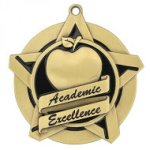Super Star Medal -Academic Excellence  Super Star Medal Awards