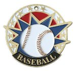 USA Sport Medals -Baseball  USA Sport Medal Awards