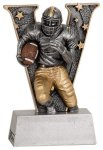 V Series Resin -Football  V Series Resin Trophy Awards