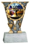 V Series Resin -Insert Holder  V Series Resin Trophy Awards
