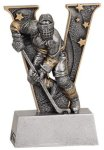 V Series Resin -Hockey V Series Resin Trophy Awards