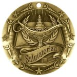 World Class Medal -Salutatorian World Class Medal Awards